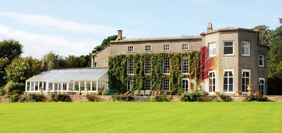 Pennard House B&B and wedding venue in Somerset