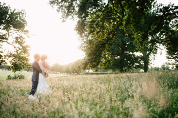 Photographs of Weddings at Pennard House in Somerset
