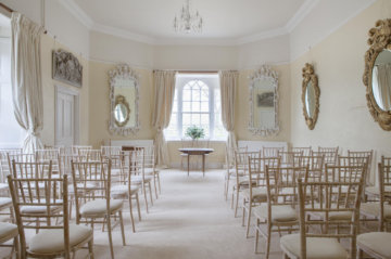 Civil & Church Weddings in Somerset - Pennard House