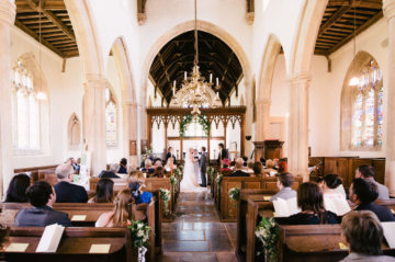 Romantic Church Weddings in Somerset - Pennard House
