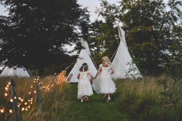 Perfect Festival Weddings Venue in Somerset, next to Glastonbury Festival