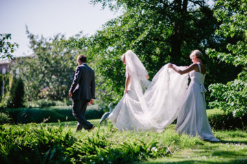 Weddings at Pennard House - Somerset