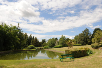 The Gardens & Grounds at Pennard House - Somerset