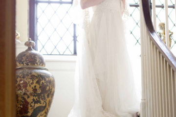 Wedding Inspiration Shoot at Pennard House, Somerset