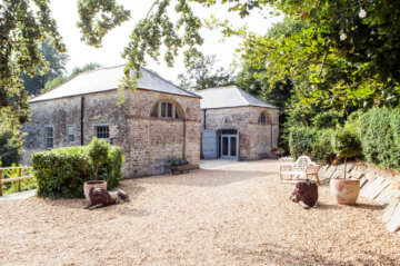 A Unique Wedding & Event Venue - Pennard House