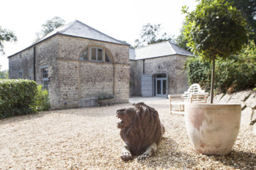 Unsual & unique wedding reception venue - Pennard House