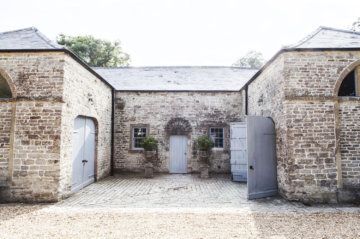 The Coach House Event Venue at Pennard House - Somerset