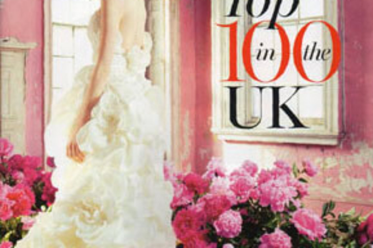 Brides Magazine - 'Top 100 venues in the UK, February 2013