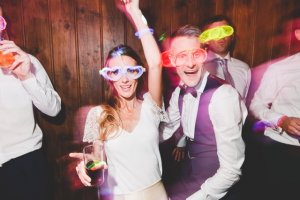 Photo booth wedding somerset