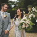 Temperley Bride: Emily and Kyle's Wedding featured on Love My Dress