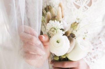 Meadow Sweet Bridal Shoot